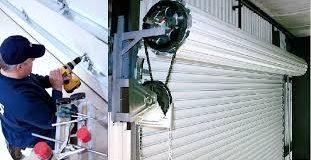 Sửa cửa cuốn quận Hoàng Mai kiểm tra miễn phí