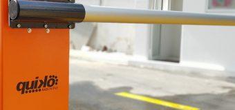 Thanh chắn barrier hiệu quiko italy (sửa chữa tại thảo điền quận 2)