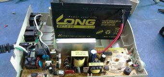 khắc phục bộ lưu điện hỏng