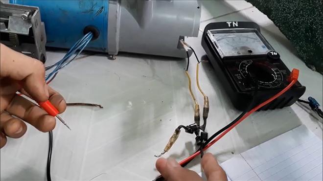 Bình lưu điện và cách khắc phục lỗi
