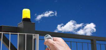 Bộ điều khiển cổng tự động an toàn tiện dụng